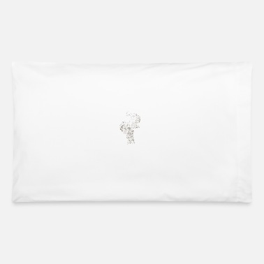 Tattooed Mom Tattoo Mom inked Mama - Pillowcase 32'' x 20''