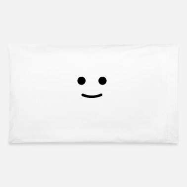 Happy Face Happy Face - Pillowcase 32'' x 20''