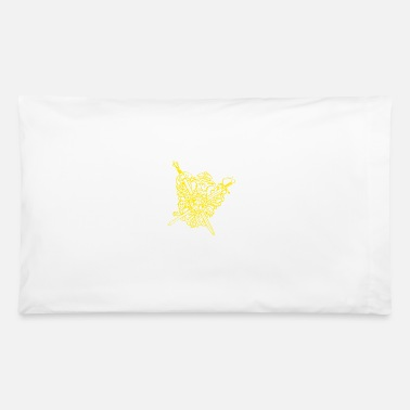 Crest the crest - Pillowcase 32'' x 20''