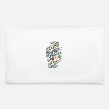 Lively They Live - Pillowcase 32'' x 20''