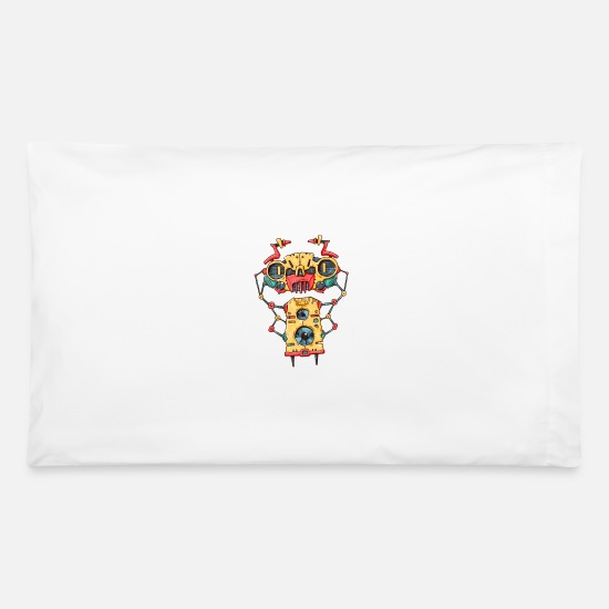Game Pillow Cases - Robo Fan - Pillowcase 32'' x 20'' white