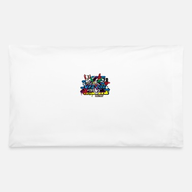 Vector Vector World - Pillowcase