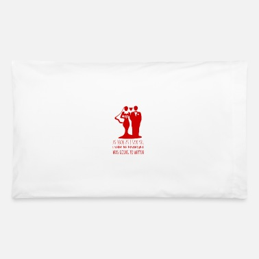 Marry marry - Pillowcase 32'' x 20''