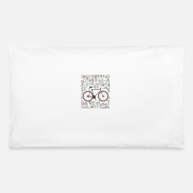 Love Fixie Road Bike - Pillowcase 32'' x 20''