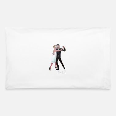 Romantic Romantic tango - Pillowcase 32'' x 20''