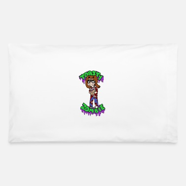 Toasty Toasty Zombie - Pillowcase 32'' x 20''
