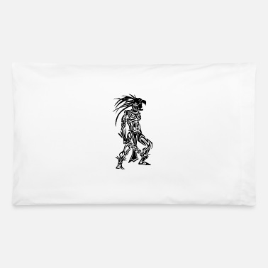 GUERRERO INCA - Pillowcase 32'' x 20''