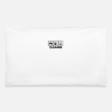 Cleaner Cleaner - Pillowcase 32'' x 20''