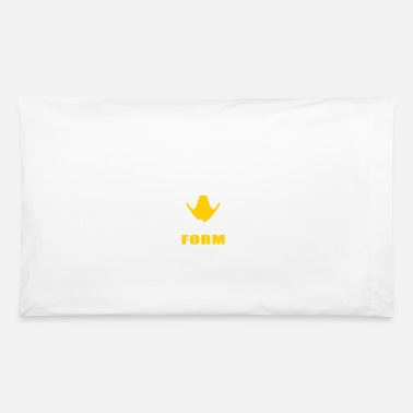 Form zenyatta true form is without form - Pillowcase 32'' x 20''