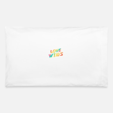 Lets Love Wins Gay Pride Gift - Pillowcase 32'' x 20''