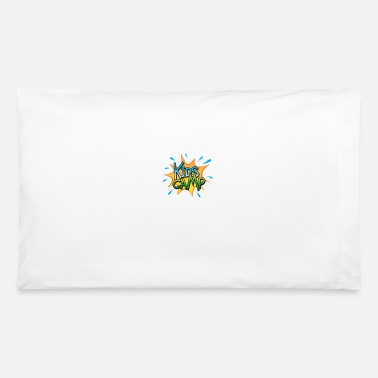 Ground Camping ground - Pillowcase 32'' x 20''