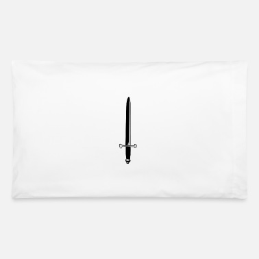 Sword sword - Pillowcase 32'' x 20''