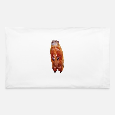 Groundhog Groundhog - Pillowcase 32'' x 20''