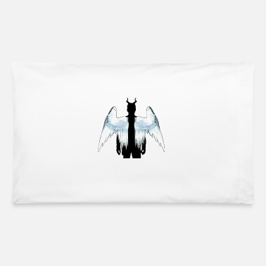 Lucifer Wings Lucifer - Pillowcase 32'' x 20''