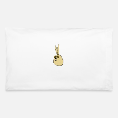 Old old Rabbit ,old Bunny - Pillowcase 32'' x 20''