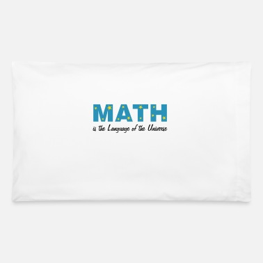 Calculus Math Universe - Pillowcase 32'' x 20''