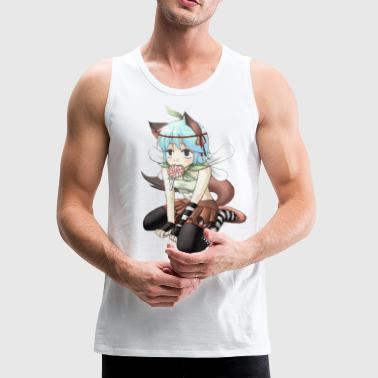 Girly - Men's Premium Tank