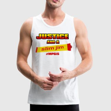 Most Popular Girl Justice Men - Men's Premium Tank