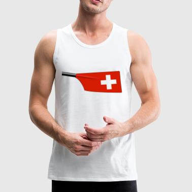 Swiss Rowing Blade - Men's Premium Tank