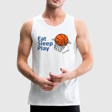 Basket ball - Men's Premium Tank