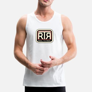 Reel Reel To Reel - Men's Premium Tank