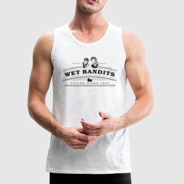 Wet Foiled Since - Men's Premium Tank