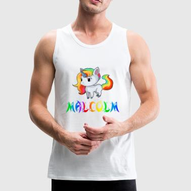 Malcolm Unicorn - Men's Premium Tank