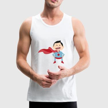 Superhero - Men's Premium Tank