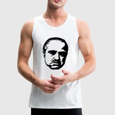 Godfather - Men's Premium Tank