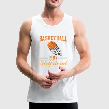 Basketball Player Basketball Basketballer Basketball Player Gift - Men's Premium Tank