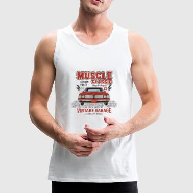 Classic Garage - Men's Premium Tank