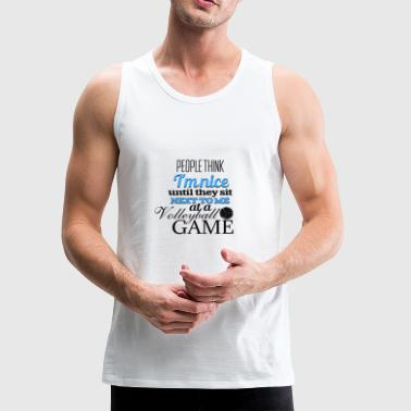 Volleyball - Men's Premium Tank