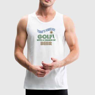Today's Forecast - Men's Premium Tank