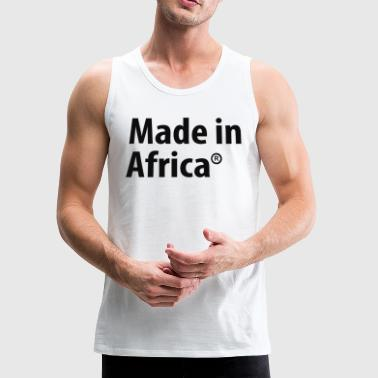 Made in Africa - Men's Premium Tank