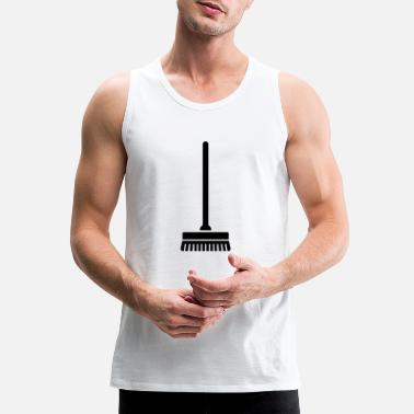 Brooms Broom - Men's Premium Tank Top
