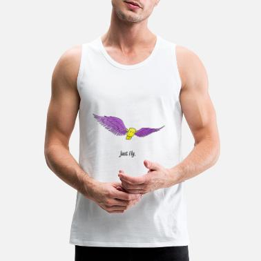 Just Fly Just Fly - Men's Premium Tank