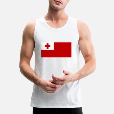 Tonga Tonga - Men's Premium Tank Top