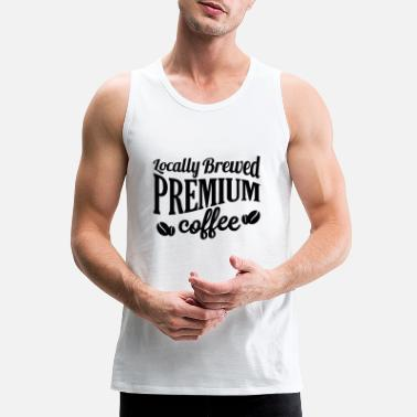 Local Locally Brewed - Men's Premium Tank