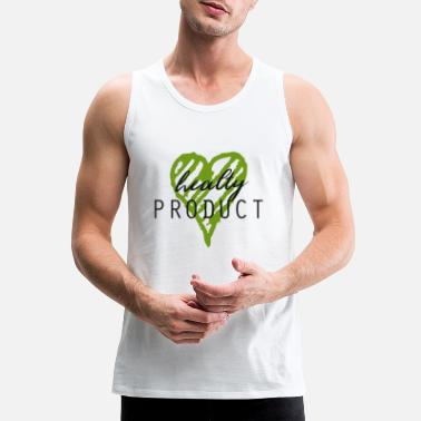 Production Year Healty product - Men's Premium Tank Top