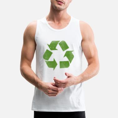 Recycle Recycle - Men's Premium Tank Top