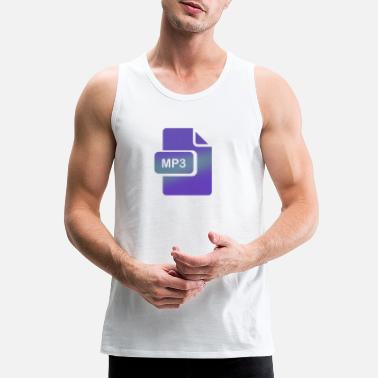 Mp3 mp3 - Men's Premium Tank Top
