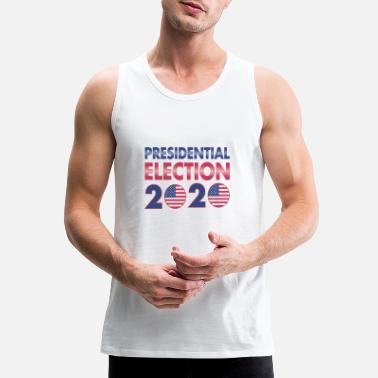 Presidential Election Presidential election 2020 - Men's Premium Tank Top