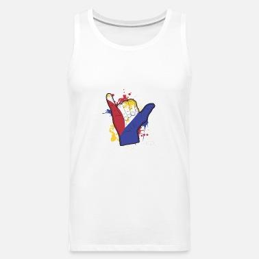 48a4ac4935c67 Philippine pride Pinoy Philippines Shaka sign Men s Premium T-Shirt ...