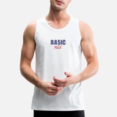 Pitch BASIC PITCH - Men's Premium Tank
