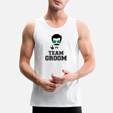 d397b1be90dd0 Bachelor Party Team groom bachelor party for drinking tour - Men  39 s  Premium. Men s Premium Tank Top