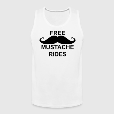 FreeMustacheRides - Men's Premium Tank