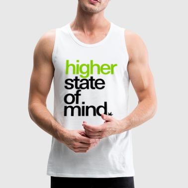 Higher State of Mind. - Men's Premium Tank