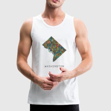 washington - Men's Premium Tank