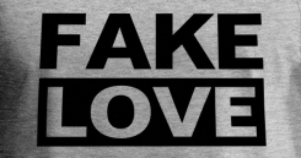 d31c6aaf0b8c FAKE LOVE FAKE LOVE Men s Premium Tank Top