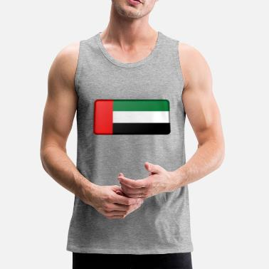 United United Arab Emirates Flag - Men's Premium Tank